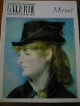Bastei-Galerie der grossen Maler. Nr. 7. Edouard Manet