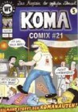 KOMA Comix 21