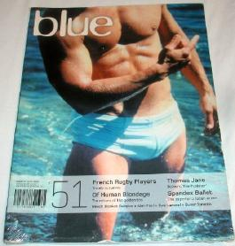 (Not Only) Blue Magazine #51 July 2004