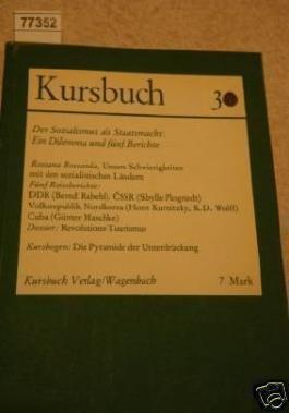 Kursbuch 30