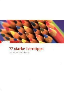 77 starke Lerntipps