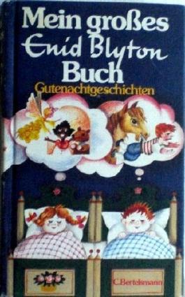 Mein großes Enid Blyton Buch:Gutenachtgeschichten