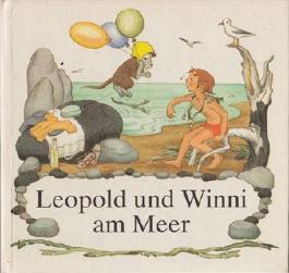 Leopold und Winni am Meer