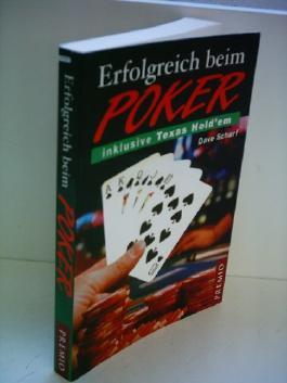 Dave Scharf: Erfolgreich beim Pokern - Inklusive Texas Hold'em