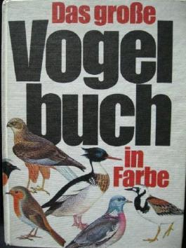Das große Vogelbuch in Farbe