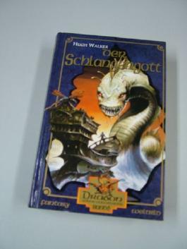 Dragon Söhne von Atlantis Band 6 Der Schlangengott