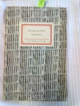 Insel-Bücherei, Nr. 580: Gedichte