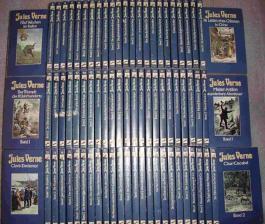 Collection Jules Verne (Bd. 1 - 100)