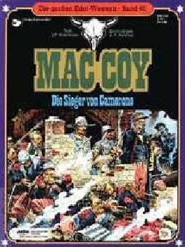 Die grossen Edel - Western Band 40 : Mac Coy - Die Sieger von Camerone.