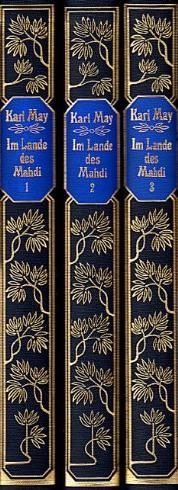 Im Lande des Mahdi I bis III. Karl May's Illustrierte Werke