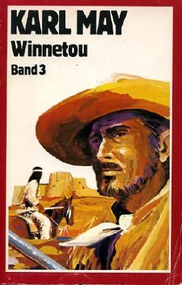 Winnetou Band 3. Werke in 74 Bänden.