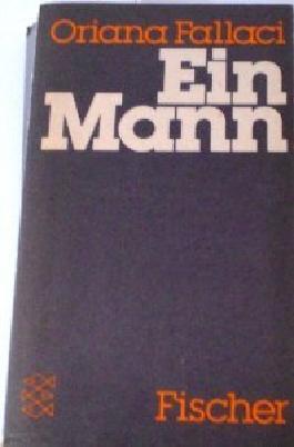 Ein Mann : Roman.