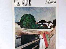 Bastei Galerie der großen Maler . Munch, Nr. 56