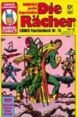 Die Rächer Comic-Taschenbuch 15 , Condor Marvel Comics (= The Avengers) Marvels große Superhelden .