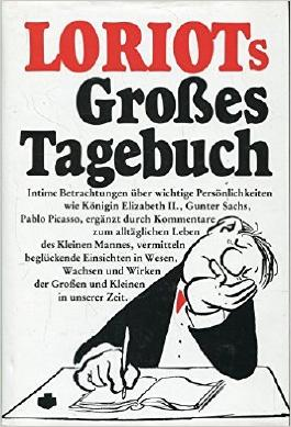 Loriots grosses Tagebuch
