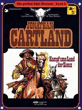 Die großen Edel-Western Jonathan Cartland Band 5