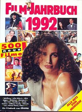 Film-Jahrbuch 1992. 500 neue Filme