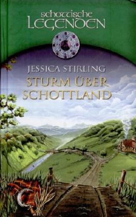 Sturm über Schottland Roman