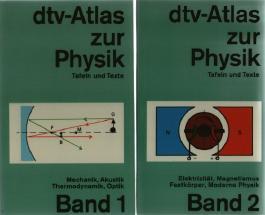 dtv-Atlas zur Physik - Tafeln und Texte (zwei Bände)