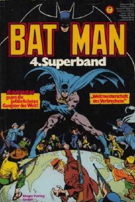 Batman 4. Superband