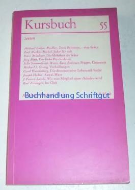 Kursbuch 55. Sekten