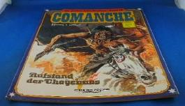 Die großen Edel-Western-Band 16, Comanche, AUFSTAND DER CHEYENNES