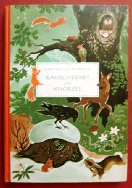 Rauschebart und Knorzel. 21.-30. Tsd.