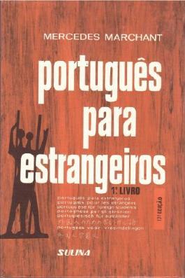 Portugues para estrangeiros, 1 Livro