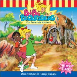 Das feuerrote Nashorn (Bibi Blocksberg 62)