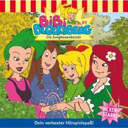 Die Junghexenbande (Bibi Blocksberg 89)