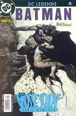 DC Legends #4: Batman- Der grosse Schlaf (2002, Panini)