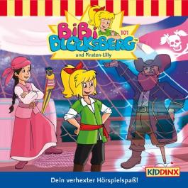 Bibi Blocksberg und Piraten-Lilly (Bibi Blocksberg 101)