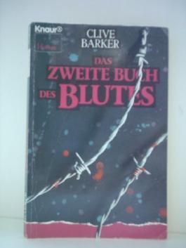 Clive Barker: Das zweite Buch des Blutes