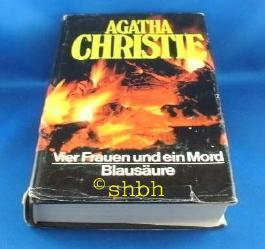 Agatha Christie: Vier Frauen und ein Mord/Blausäure