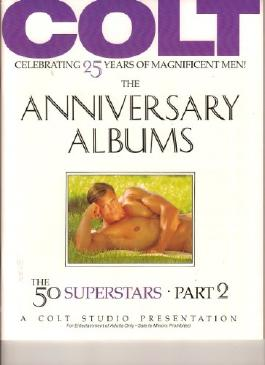 Colt, the Anniversary Album (The 50 Superstars part 2, 25 YEARS OF MANIFICENT MEN)