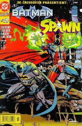 DC Crossover - Heft 18 : Batman & Spawn.
