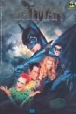 BATMAN FOREVER. Der Comic zum Film. bastei Batman Edition.