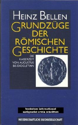 Grundzüge der römischen Geschichte. Teil 1., Von der Königszeit bis zum Übergang der Republik in den Prinzipat