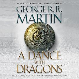A Dance with Dragons: A Song of Ice and Fire: Book 5
