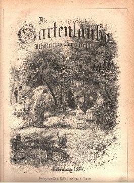 Die Gartenlaube. Illustriertes Familienblatt. Kompletter Jahrgang 1884.