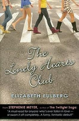 [ THE LONELY HEARTS CLUB - GREENLIGHT ] The Lonely Hearts Club - Greenlight By Eulberg, Elizabeth ( Author ) Jan-2010 [ Hardcover ]