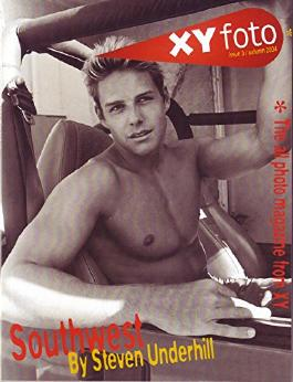 "XY Foto, Autumn 2004 Magazine for Young Gay Dudes ""Southwest"""