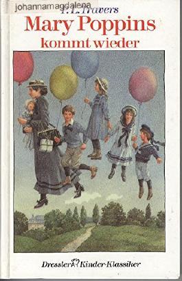 Dressler-Kinder-Klassiker Mary Poppins kommt wieder