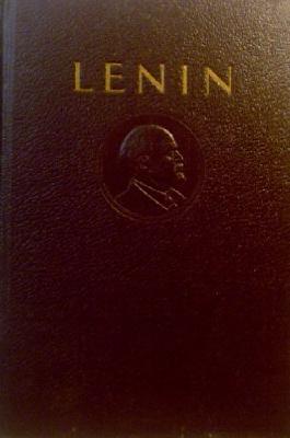 Lenin Werke Band 32 Dezember 1920 - August 1921