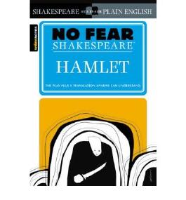 { { [ HAMLET (NO FEAR SHAKESPEARE) (STUDY GUIDE) ] By Shakespeare, William ( Author ) Apr - 2003 [ Paperback ]