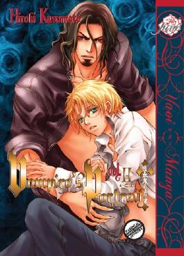 Vampire's Portrait Vol. 2 (Yaoi Manga)