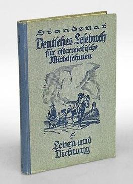 Deutsches Lesebuch für österreichische Mittelschulen. 5. Band. Leben und Dichtung.