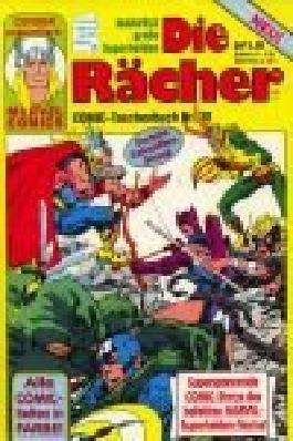 Die Rächer Comic-Taschenbuch 38, Condor Marvel Comics