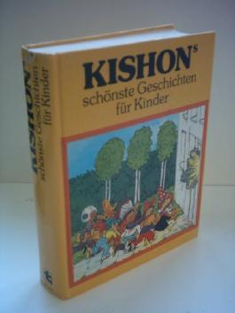 Kishon: Koshon´s schönste Geschichten für Kinder [Gebundene Ausgabe] by Kishon