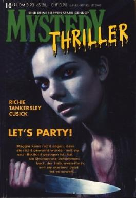Mystery Thriller Band 70 ~ Let´s Party!